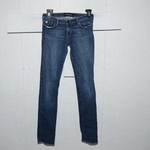 Abercrombie skinny girls jeans size 16  x 31